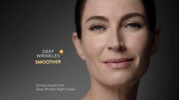 RoC Retinol Correxion Deep Wrinkle Night Cream TV Spot, 'Turn Heads' - Thumbnail 6
