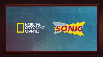 Sonic Drive-In TV Spot, 'National Geographic Channel: History of Evolution' - Thumbnail 1