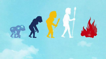 Sonic Drive-In TV Spot, 'National Geographic Channel: History of Evolution' - Thumbnail 10