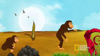 Sonic Drive-In TV Spot, 'National Geographic Channel: History of Evolution' - Thumbnail 2