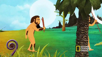 Sonic Drive-In TV Spot, 'National Geographic Channel: History of Evolution' - Thumbnail 3