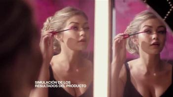 Maybelline New York The Falsies Push Up Drama TV Spot, 'Volumen' [Spanish] - Thumbnail 1