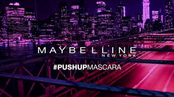 Maybelline New York The Falsies Push Up Drama TV Spot, 'Volumen' [Spanish] - Thumbnail 10