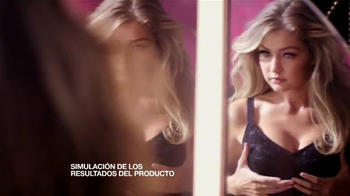 Maybelline New York The Falsies Push Up Drama TV Spot, 'Volumen' [Spanish] - Thumbnail 2