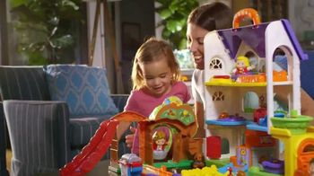 VTech Go! Go! Smart Friends Busy Sounds Discovery Home TV Spot, 'Connects'