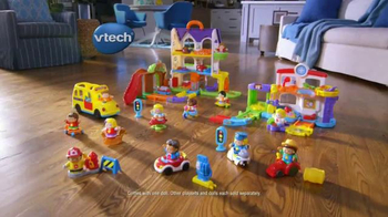 VTech Go! Go! Smart Friends Busy Sounds Discovery Home TV Spot, 'Connects' - Thumbnail 10