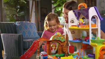 VTech Go! Go! Smart Friends Busy Sounds Discovery Home TV Spot, 'Connects' - Thumbnail 3