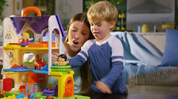 VTech Go! Go! Smart Friends Busy Sounds Discovery Home TV Spot, 'Connects' - Thumbnail 4