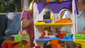 VTech Go! Go! Smart Friends Busy Sounds Discovery Home TV Spot, 'Connects' - Thumbnail 7