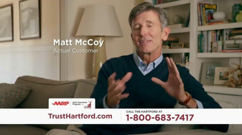 The Hartford AARP Auto Insurance Program TV Spot, 'RecoverCare Advantage' - Thumbnail 2
