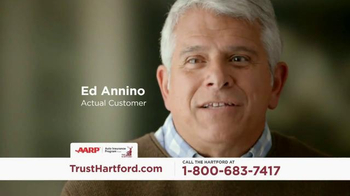 The Hartford AARP Auto Insurance Program TV Spot, 'RecoverCare Advantage' - Thumbnail 6