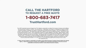 The Hartford AARP Auto Insurance Program TV Spot, 'RecoverCare Advantage' - Thumbnail 7