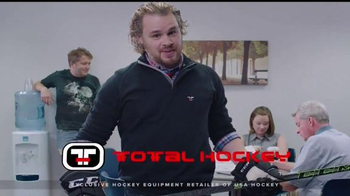 Total Hockey TV Spot, 'Casual Friday' - Thumbnail 6