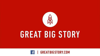 Great Big Story TV Spot, 'Hedgehog in a Tuxedo' - Thumbnail 9
