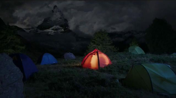 Ricola Dual Action TV Spot, 'Camping' - Thumbnail 1