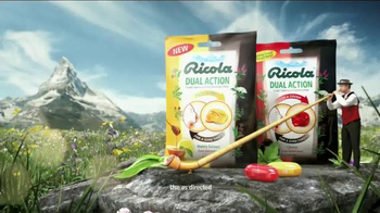 Ricola Dual Action TV Spot, 'Camping' - Thumbnail 9