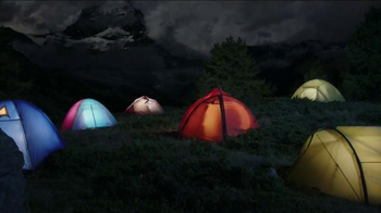Ricola Dual Action TV Spot, 'Camping'