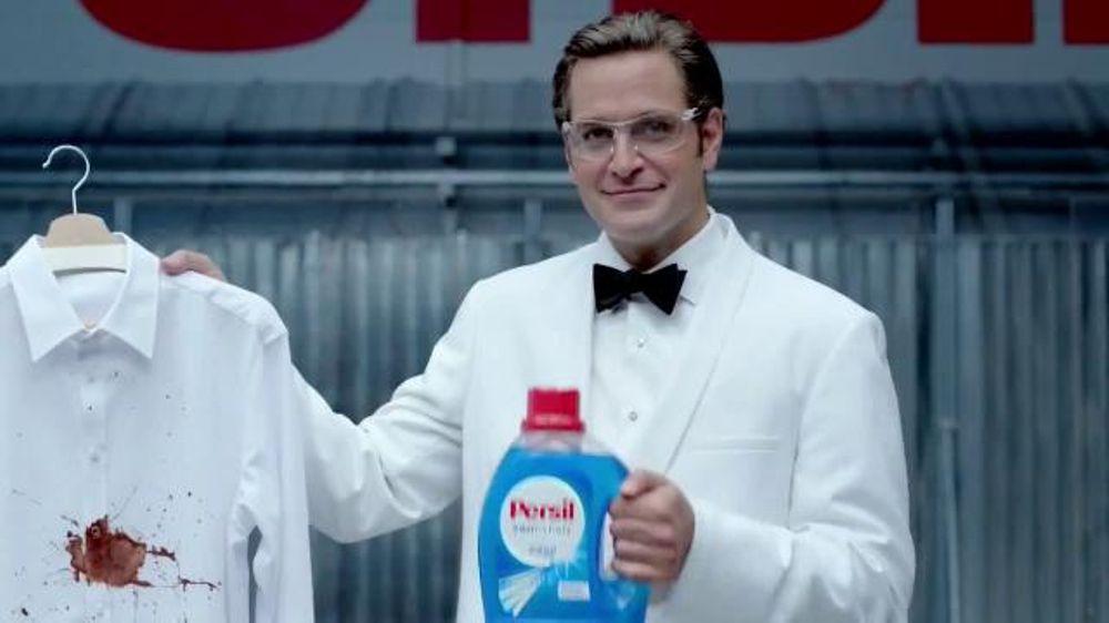 Persil Proclean Tv Commercial The Professional Stain