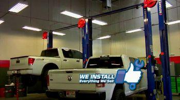 4 Wheel Parts TV Spot, 'Installation'
