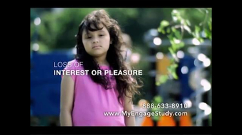 Engage MDD TV Spot, 'Children & Depression' - Thumbnail 4