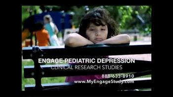 Engage MDD TV Spot, 'Children & Depression' - Thumbnail 7