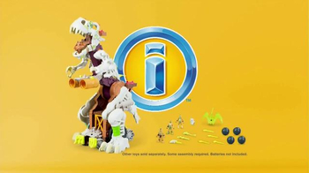 Imaginext Ultra T-Rex TV Spot, 'Stomping' - Thumbnail 8