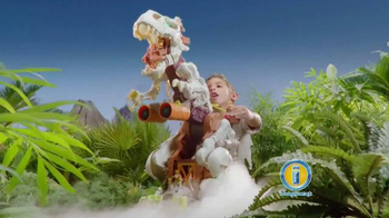 Imaginext Ultra T-Rex TV Spot, 'Stomping'
