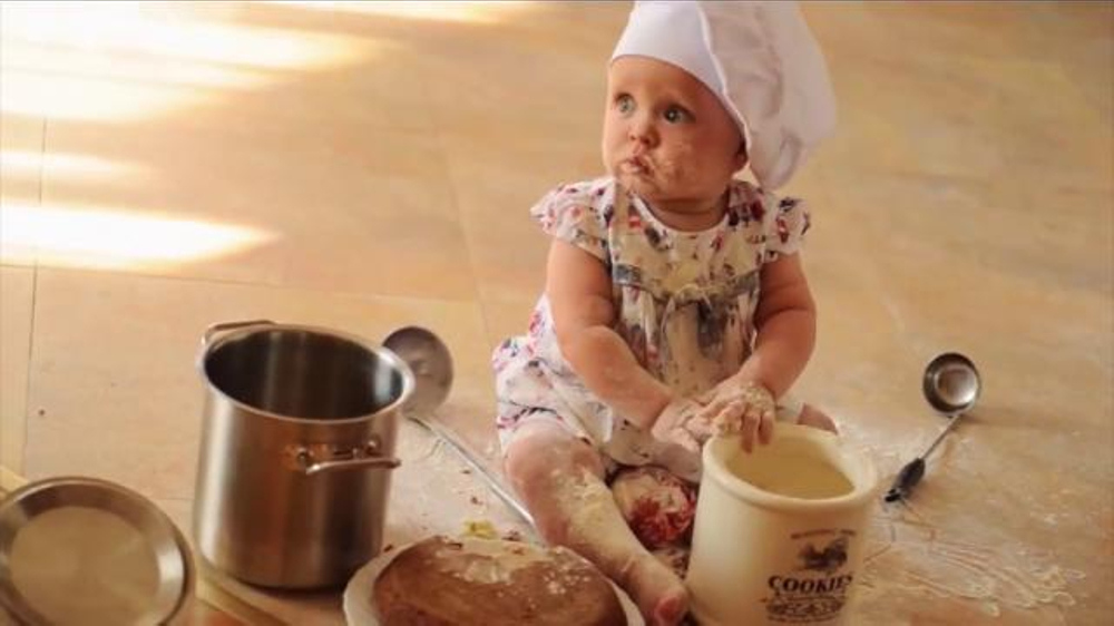 Eat24 TV Commercial, 'Baby Chef'