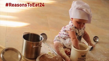 Eat24 TV Spot, 'Baby Chef' - Thumbnail 3