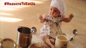 Eat24 TV Spot, 'Baby Chef' - Thumbnail 4