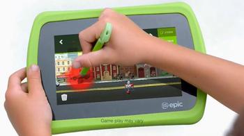 Leap Frog epic TV Spot, 'Creative Thinker' - Thumbnail 2