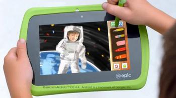 Leap Frog epic TV Spot, 'Creative Thinker' - Thumbnail 3