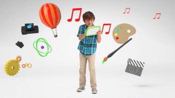 Leap Frog epic TV Spot, 'Creative Thinker' - Thumbnail 6