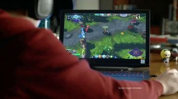 PC Does Whaaat?! TV Spot, 'Intel: PC Gamer' - 1124 commercial airings