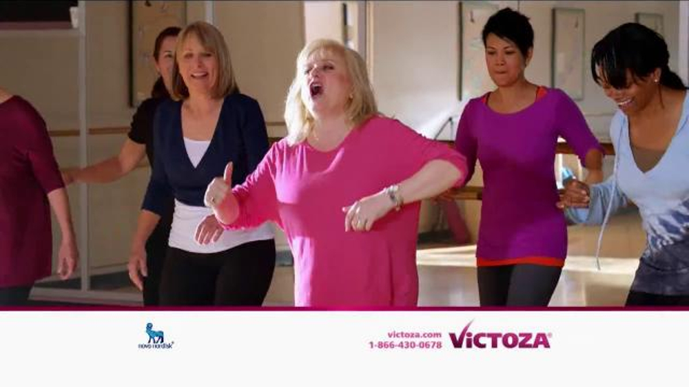 Victoza TV Commercial, 'All Across America'