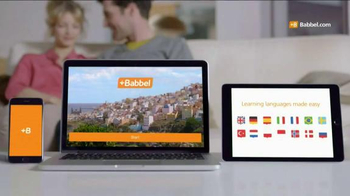Babbel TV Spot, \'Language Journey\'
