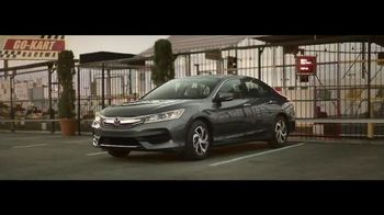 2016 Honda Accord TV Spot, 'Dreams' - 507 commercial airings