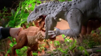Jurassic World T Rex TV Spot, 'Nothing Can Stop It' - Thumbnail 4