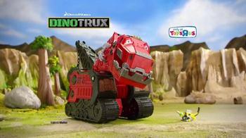 Dinotrux Mega Chompin' Ty Rux TV Spot, 'Half Dinosaur, Half Truck' - Thumbnail 5