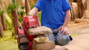 Dinotrux Mega Chompin' Ty Rux TV Spot, 'Half Dinosaur, Half Truck' - Thumbnail 4