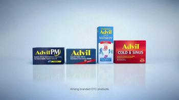 Advil TV Spot, 'Fact: More Households' - Thumbnail 1