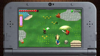 The Legend of Zelda: Tri Force Heroes TV Spot, 'Don't Go Alone' - Thumbnail 5