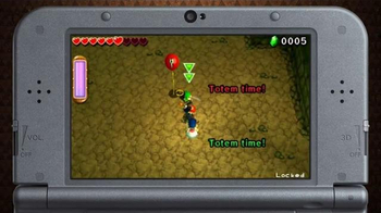 The Legend of Zelda: Tri Force Heroes TV Spot, 'Don't Go Alone' - Thumbnail 6