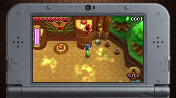 The Legend of Zelda: Tri Force Heroes TV Spot, 'Don't Go Alone' - Thumbnail 7