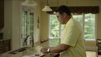 USAA TV Spot, 'Coach Ron Rivera Takes Risks: Scoop and Score' - Thumbnail 1