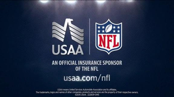USAA TV Spot, 'Coach Ron Rivera Takes Risks: Scoop and Score' - Thumbnail 7