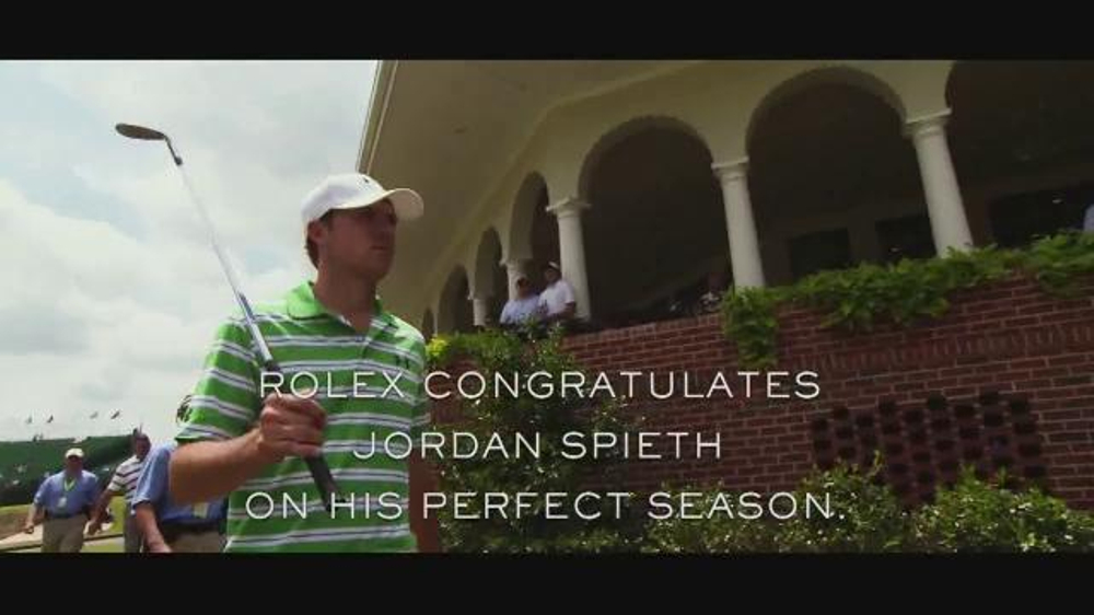 Rolex TV Commercial, 'A Season of Excellence'