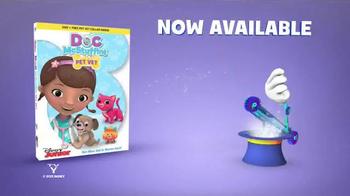 Doc McStuffins: Pet Vet DVD TV Spot, 'Disney Junior Promo' - Thumbnail 8