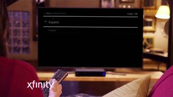 XFINITY TV Spot, 'Una experiencia bilingüe' [Spanish] - Thumbnail 4