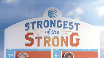 AT&T TV Spot, 'Strongest College Football App' Featuring Bo Jackson - Thumbnail 1